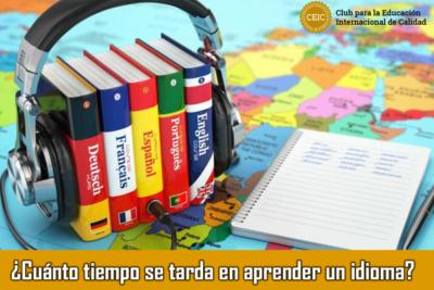 Cuánto tiempo se tarda en aprender un idioma