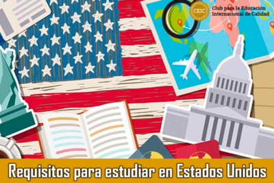 requisitos para estudiar en estados unidos